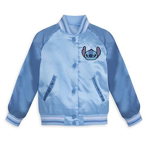 Disney Stitch Varsity Jacket for Kids - Size 3 -