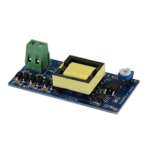 SODIAL(R) 5V-12V Step up to 300V-1200V High Voltage DC-DC Boost Converter Power Module