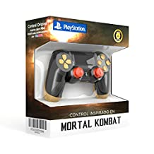 Control Inalámbrico – Playstation 4 – Inspirado en Mortal Kombat– Dr Geek - Special Edition