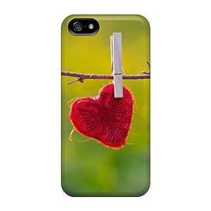 Saraumes Iphone 5/5s Hard Case With Fashion Design/ XtUkyrI753LkVOF Phone Case
