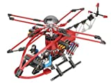 RYTECK-INNOVATIVE Special Task Force Motorized Helicopter 205pcs Fun To Build - Fun To Play Educational Toy