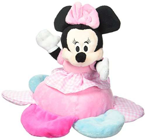 Kids Preferred Minnie Mouse Keywind Musical Plush, One Size by Kids Preferred