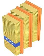 Filtr harmonijkowy płaski 3 sztuki zamiennik do Kärcher 6.904-367.0 NT361 NT561 NT661 Eco/TE/M Filtr lamelowy Filtr Hepa Akcesoria części zamienne do odkurzaczy/odkurzaczy na sucho / przemysłowych