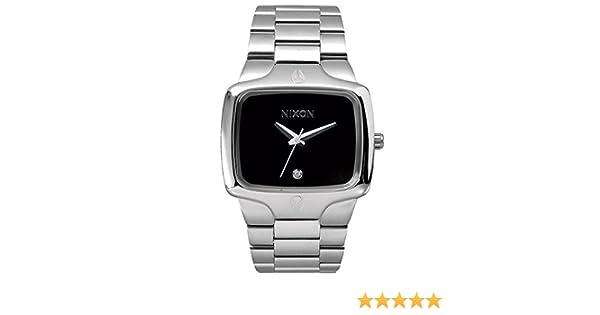 Amazon.com: Nixon Player A140-000 Mens Wristwatch Design Highlight: Watches