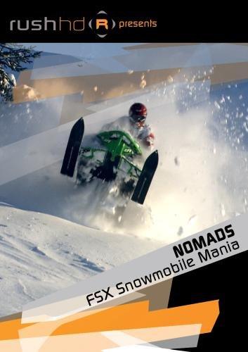 Nomads: FSX Snowmobile Mania