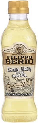 Olive Oil: Filippo Berio Extra Light Olive Oil