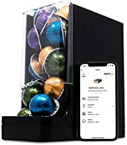 Never Run Out of Coffee - WePlenish Java – Smart Coffee Pod Holder with Amazon Dash Replenishment Built In | H
