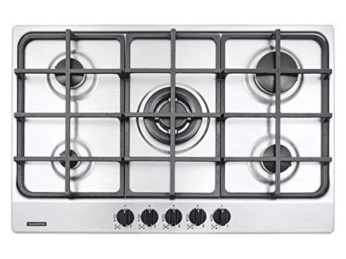 Cook.gas Inox New Penta 5gxtri75 Ss Tramontina Inox