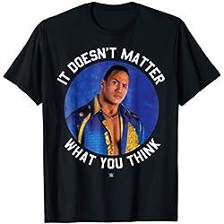 "WWE Dwayne ""The Rock"" Johnson It Doesn't Matter T-Shirt"