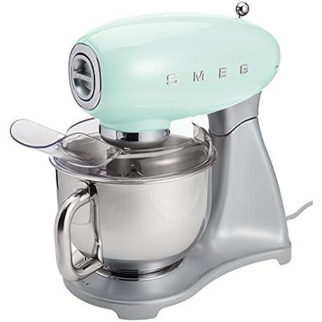 Smeg SMF01PGUS Stand Mixer Pastel Green
