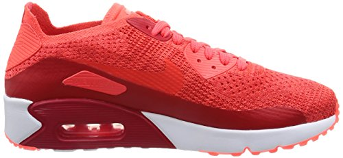 University da NIKE Air Red Ginnastica Uomo Lv8 1 Scarpe Force '07 76BqwUzx