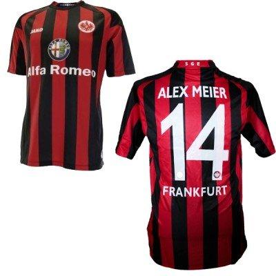 Jako Sge Eintracht Frankfurt Trikot Home Kinder 20132014 Alex