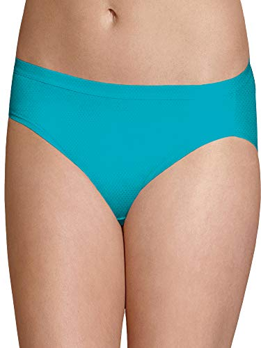 Fruit of the Loom Women's Underwear Breathable Panties - Import It All