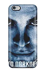 TYH - Case Cover Protector Specially Made For ipod Touch4 Star Trek Into Darkness Art phone case