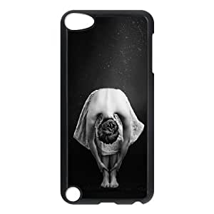Dancing girl DIY Cover Case with Hard Shell Protection for Ipod Touch 5 Case lxa#859776