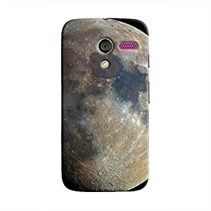 Cover It Up - Moon Moto X Hard Case