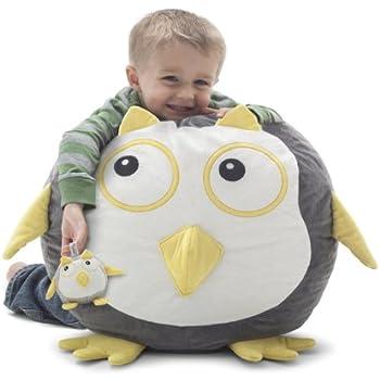 Big Joe Bean Bagimal, Oscar the Owl