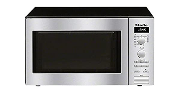 Miele: Microondas independiente o empotrable M 6012 SC ...