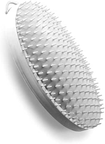 Original Ingrown Hair Brush by WIZKER, Eliminates Razor Bumps + Prevents Ingrown Hair Exfoliator Body Treatment for Men and Women, Face Neck Beard Underarms Bikini Legs