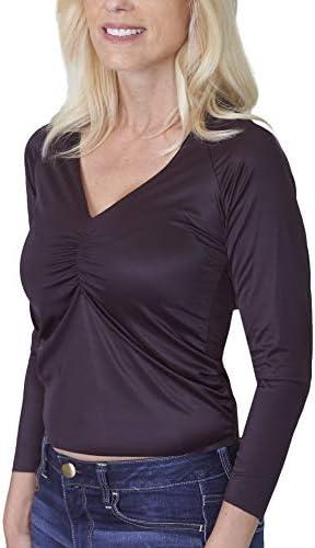 Sweater Slip Layering Tee for Women - Layering Tank Top, Undergarments for Women