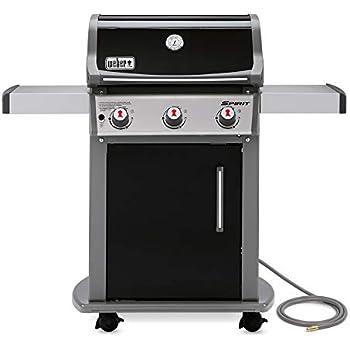 Amazon.com: Weber 47510001 Spirit E310 Natural Gas Grill ...
