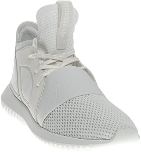 adidas Women's Tubular Defiant White BB5116 (Size: 6.5)