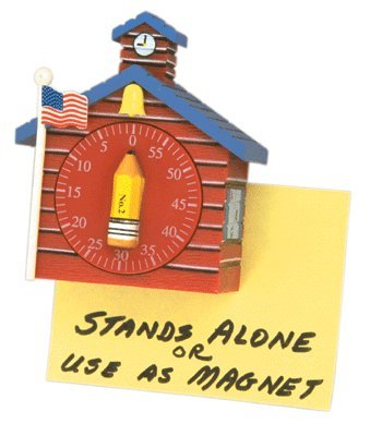 Schoolhouse Timer, pack of 2