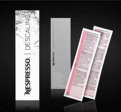 Original Nespresso Cleaning and Descaling Kit