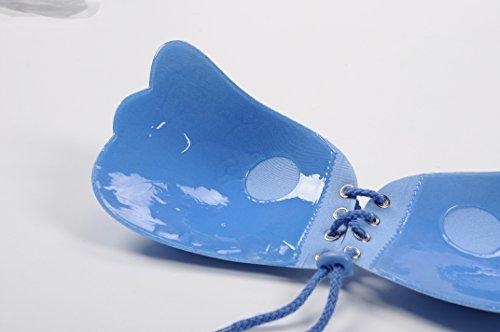 Wicky LS - Extensores de sujetador - para mujer Azul