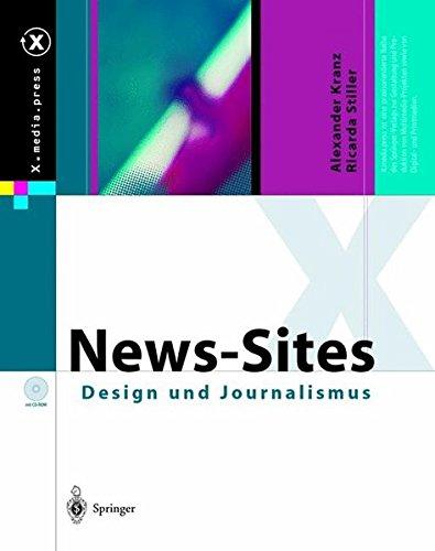 News-Sites: Design und Journalismus (X.media.press)