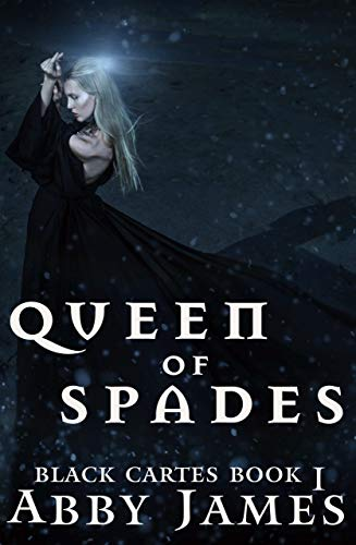 - Queen of Spades: Urban fantasy Reverse Harem romance (Black Cartes Book 1)