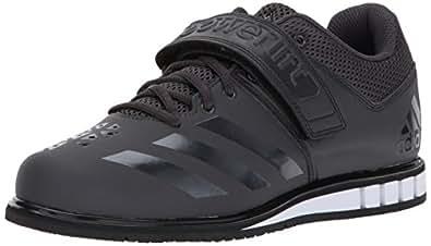 adidas Performance Men's Powerlift.3.1 Cross-Trainer Shoes, Utility Black/Black/White, (14 M US)