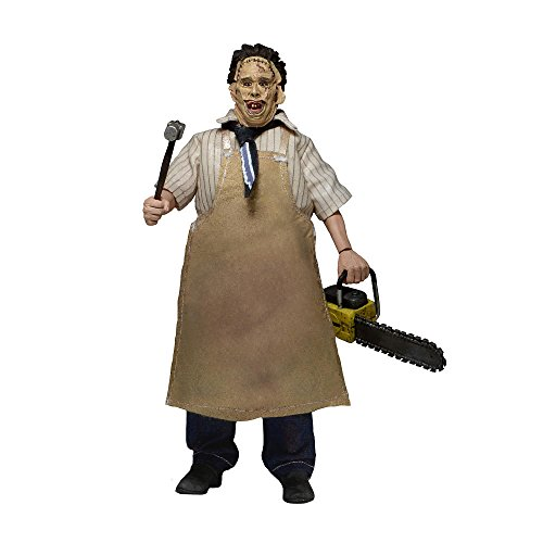 The Texas Chainsaw Massacre Leatherface Clothed Figure (No Blood)
