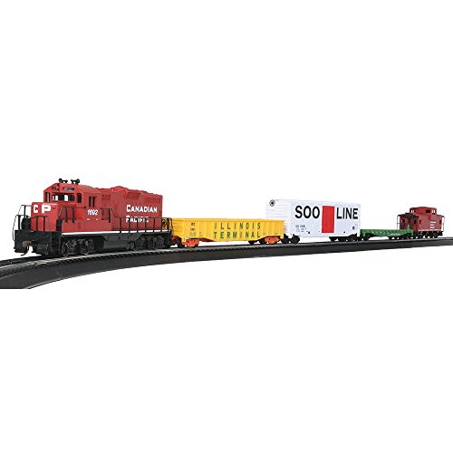 Walthers Trainline(R) HO Scale Ready-for-Fun Train Set - Canadian Pacific