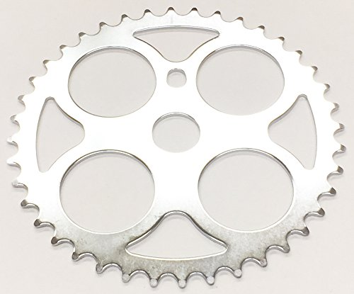 Bicycle Chainring (Chrome)
