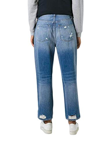 J 3 25 A35 Jeans Boyfriend Strappi Tg Brand Xxs 7OqFg
