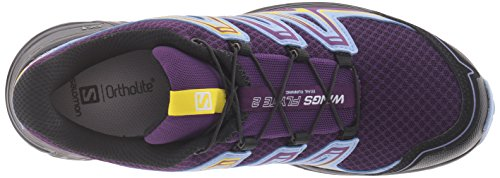 Salomon L39068000, Zapatillas de Trail Running para Mujer Morado (Cosmic Purple /     Pale Lilac /     Black)