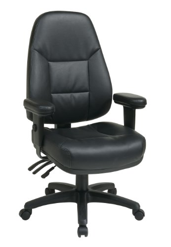 Office Star Professional Dual Function Ergonomic High Back E