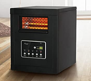 Rosewill 1500W Infrared Cabinet Large Room Heater