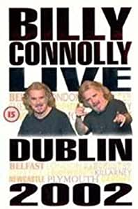 Billy Connolly: Live 2002 [Region 2]