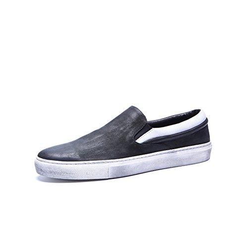 Vintage Herre Sko / Le Fu, Mode-sko / Fladbundede Sko / Gamle Sko Blinker En