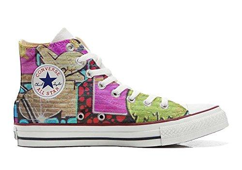 Italien Unisex Street Star Hi Sneaker produit All Imprimés artisanal Personnalisé Girl chaussures coutume et Converse w6qTPnzz