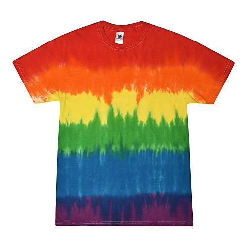 Colortone Tie Dye T-Shirt 5X Pride