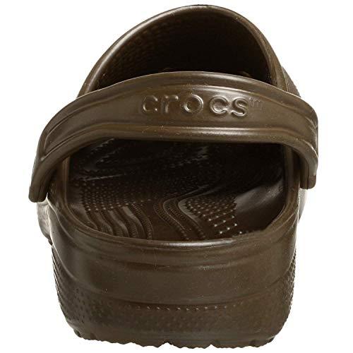 Classic Braun Adulto Crocs Unisex chocolate Zuecos 0wCIqd
