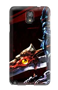 Hot BDiyVjt7502bfCRW Soulcalibur Video Game Other Tpu Case Cover Compatible With Galaxy Note 3