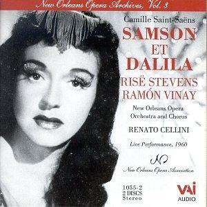 Price comparison product image Saint-Saens: Samson et Dalila