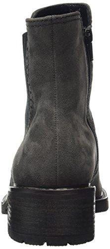 Gabor Shoes Comfort Basic, Botines para Mujer Gris (dark grey Mel.)