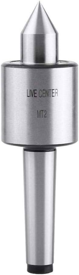 Live Center-MT2 herramienta mecanizado Precision Live Milling Center Taper Herramienta de torneado de mecanizado de metales