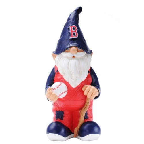 MLB Boston Red Sox Garden Gnome