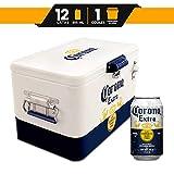 Pack Hielera Corona + 12 latas Corona Extra de 355ml C/U